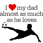 Football-Soccer Fanatic Father's Day Funny Gift Coffee Mug